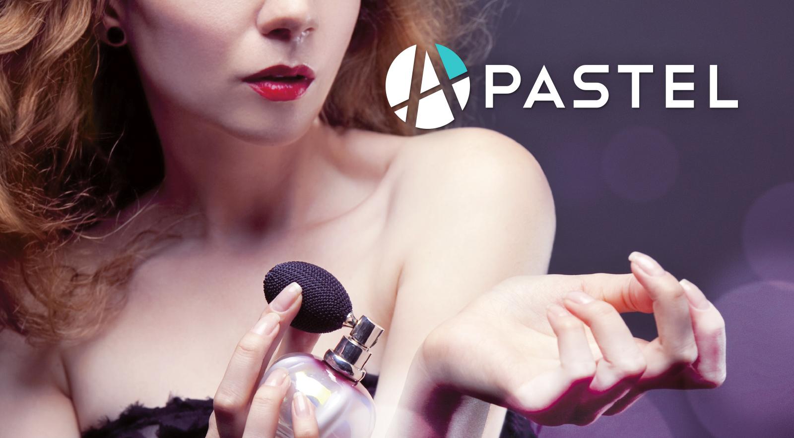 Solution gestion parfumerie PASTEL