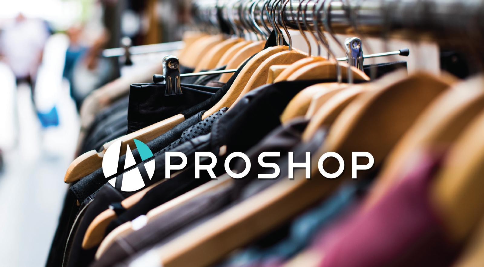 Solution gestion boutique PROSHOP