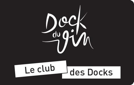 Carte de fidélité Le Club des Docks
