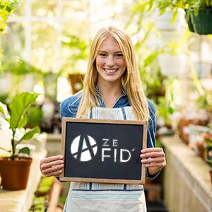 Zefid' pour les jardineries