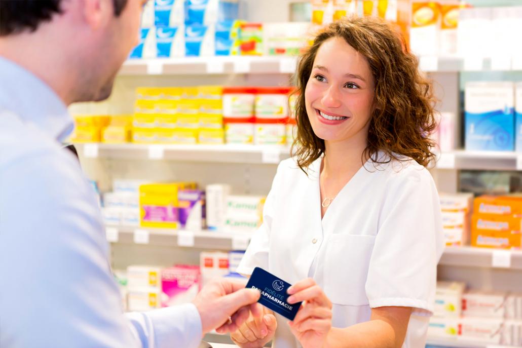 Zefid' pour les Pharmacies